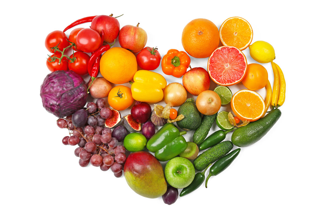 Show Your Fruits and Veggies Some Love