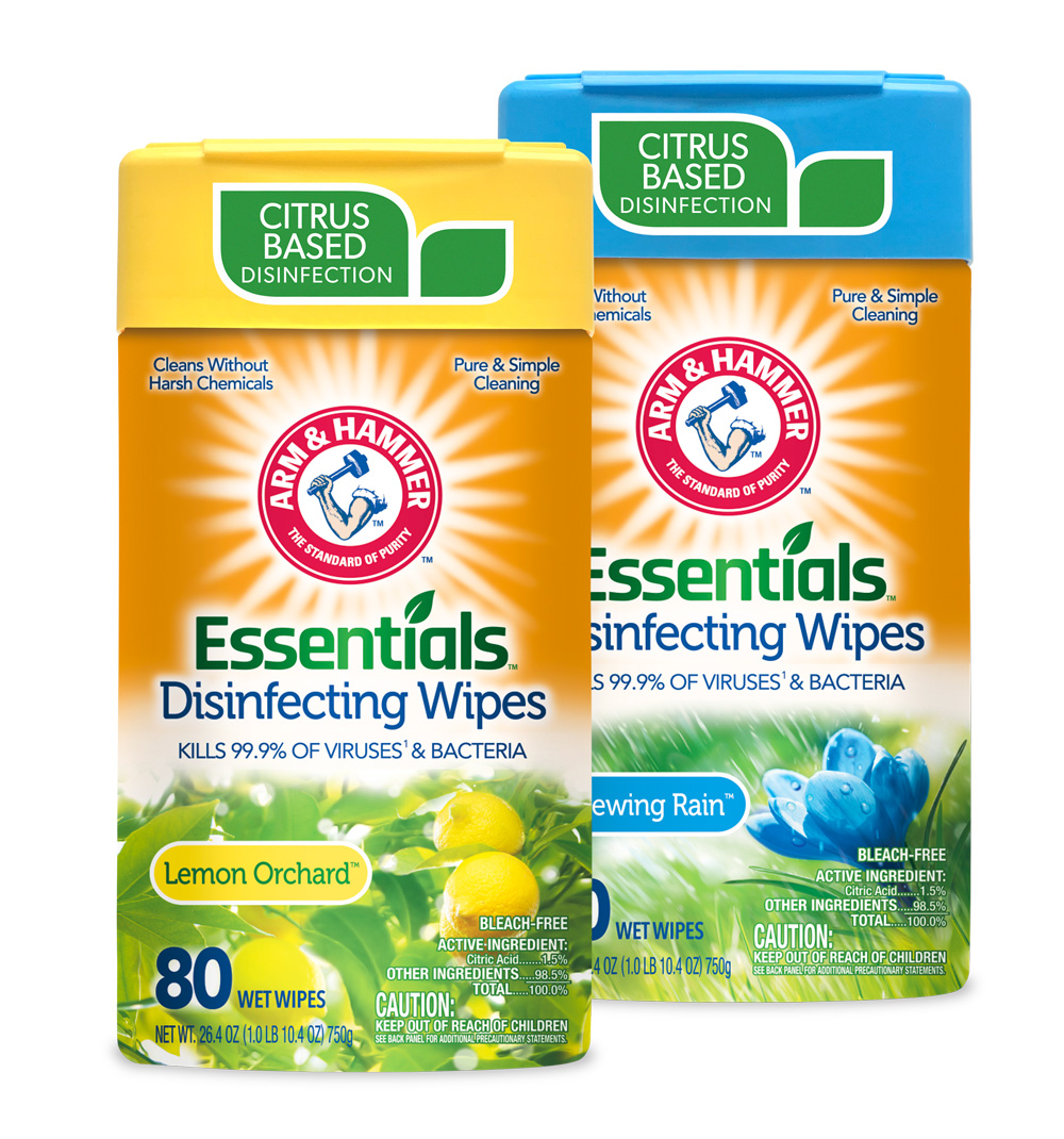 Arm & Hammer™ Disinfecting Wipes