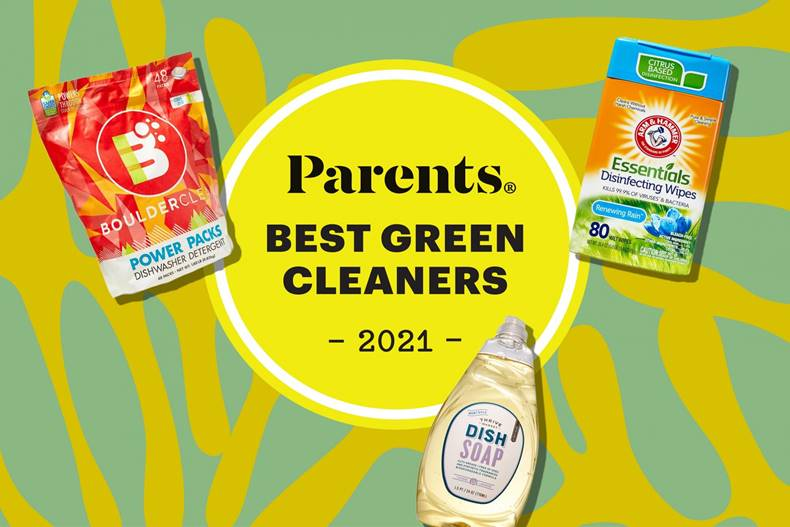Parents' Best Green Cleaning Products of 2021